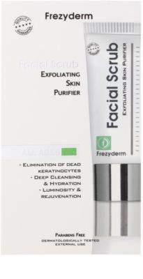 Frezyderm Oily Skin gel exfoliant de curatare 2
