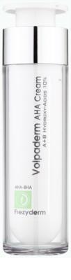 Frezyderm Oily Skin Volpaderm Gesichtscreme für die Nacht mit A.H.A. (Alpha-Hydroxydcarbonsäuren)