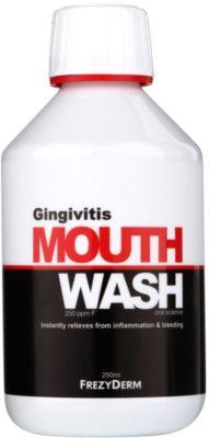 Frezyderm Oral Science Gingivitis вода за уста против възпаление и кървене на венци
