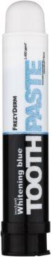 Frezyderm Oral Science Instant Whitening Blue bleichende Zahnpasta gegen Zahnschmelzflecken