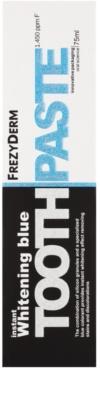 Frezyderm Oral Science Instant Whitening Blue pasta de dientes blanqueadora con efecto antimanchas en el esmalte 2