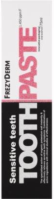 Frezyderm Oral Science Sensitive Teeth pasta do kompletnej ochrony zębów 2