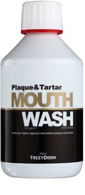 Frezyderm Oral Science Plaque & Tartar elixir para a proteção completa dos dentes