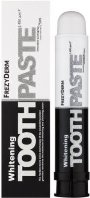 Frezyderm Oral Science Whitening bělicí zubní pasta 1