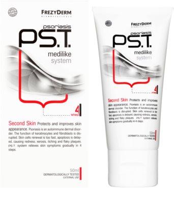Frezyderm Psoriasis PS.T. Crema protectoare si corectoare pentru piele cu Psoriasis 1