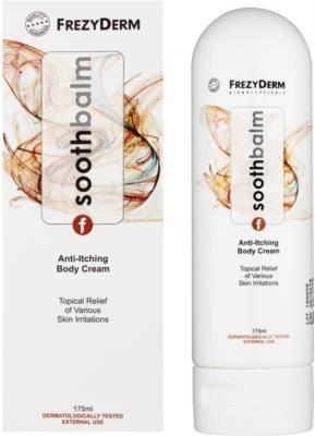 Frezyderm Sooth Balm crema corporal suavizante anti-irritaciones y anti-picores 1