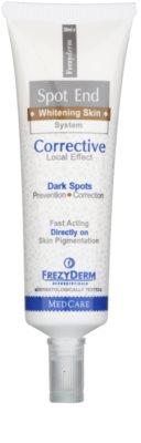 Frezyderm Spot End lokální péče pro redukci pigmentových skvrn