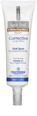 Frezyderm Spot End pigmentfoltok elleni helyi ápolás