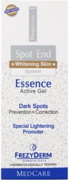 Frezyderm Spot End gel suave corrector de manchas de pigmentación 3