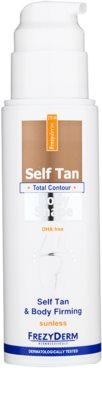 Frezyderm Sun Care samoopalovací tělové mléko pro zpevnění pokožky 1
