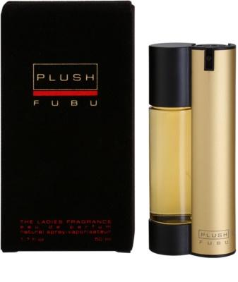 Fubu Plush Eau de Parfum para mulheres