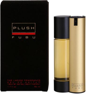 Fubu Plush parfémovaná voda pro ženy