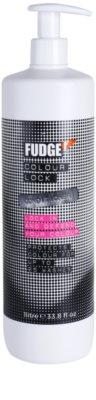 Fudge Colour Lock acondicionador hidratante para proteger el color del cabello