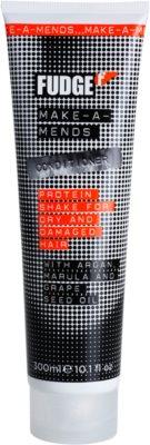 Fudge Make a Mends acondicionador regenerador para cabello seco y dañado
