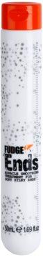 Fudge Styling cuidado fortificante para pontas duplas
