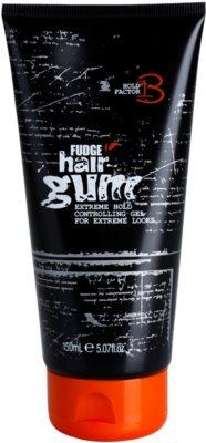 Fudge Styling gel de cabelo fixação extra forte