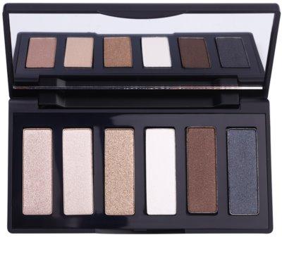 GA-DE Basics paleta farduri de ochi cu oglinda mica