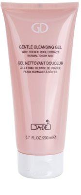 GA-DE Cleansers and Toners gel de limpeza suave para pele normal a seca