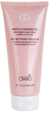 GA-DE Cleansers and Toners lágy tisztító gél normál és száraz bőrre