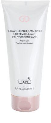 GA-DE Cleansers and Toners leche limpiadora tonificante para todo tipo de pieles