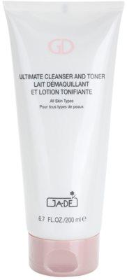 GA-DE Cleansers and Toners почистващо и тонизиращо мляко за всички типове кожа на лицето