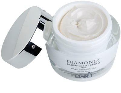 GA-DE Diamonds rozjasňující denní krém SPF 6 1