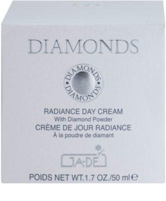 GA-DE Diamonds rozjasňující denní krém SPF 6 3