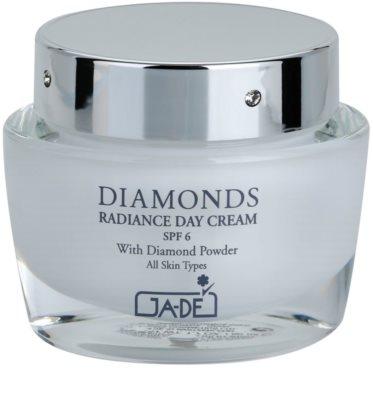 GA-DE Diamonds crema iluminadora de día SPF 6