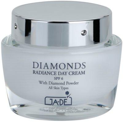 GA-DE Diamonds rozjasňující denní krém SPF 6