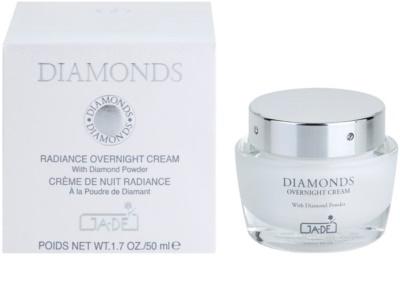 GA-DE Diamonds creme de noite iluminador 2