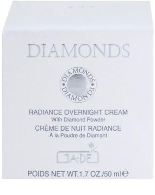 GA-DE Diamonds creme de noite iluminador 3