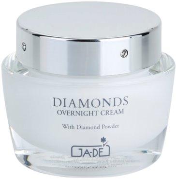 GA-DE Diamonds aufhellende Nachtcreme