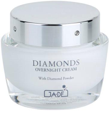 GA-DE Diamonds crema de noche iluminadora