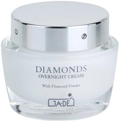 GA-DE Diamonds creme de noite iluminador