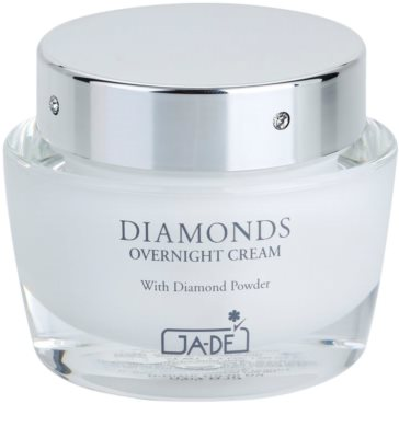 GA-DE Diamonds élénkítő éjszakai krém