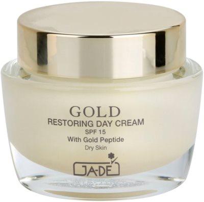 GA-DE Gold crema reparatorie SPF 15