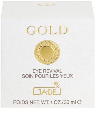 GA-DE Gold creme de olhos rejuvenescedor 3