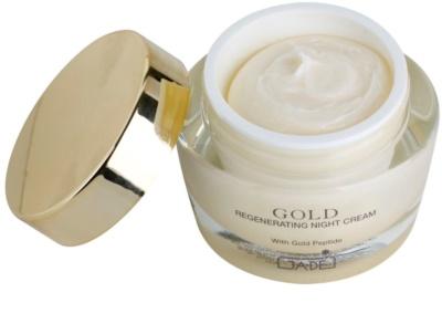 GA-DE Gold crema regeneradora de noche 1