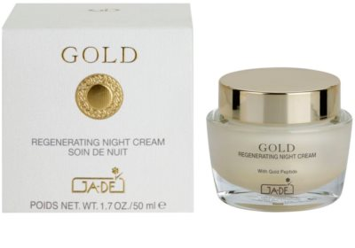 GA-DE Gold crema regeneradora de noche 2