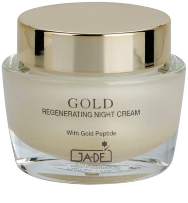GA-DE Gold nočna regeneracijska krema
