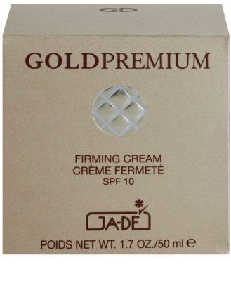 GA-DE Gold Premium lift crema de fata pentru fermitate SPF 10 3