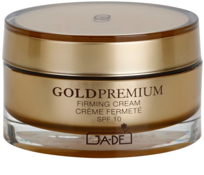 GA-DE Gold Premium lift crema de fata pentru fermitate SPF 10