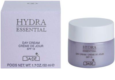 GA-DE Hydra Essential Feuchtigkeitsspendende Tagescreme SPF 15 2