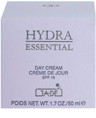 GA-DE Hydra Essential crema de día hidratante  SPF 15 3