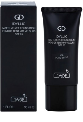 GA-DE Idyllic make-up з матуючим ефектом 1