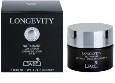 GA-DE Longevity výživný protivráskový krém SPF 20 2