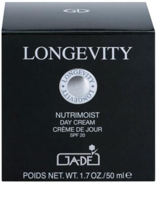 GA-DE Longevity odżywczy krem przeciwzmarszczkowy SPF 20 3