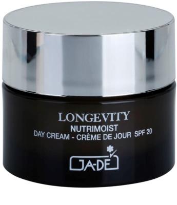 GA-DE Longevity crema hranitoare anti-rid SPF 20