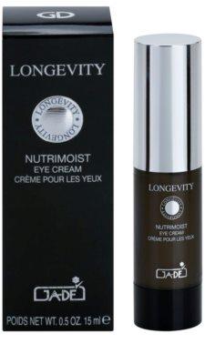 GA-DE Longevity crema hranitoare ochi cu efect antirid 2