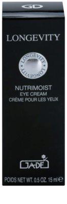 GA-DE Longevity crema hranitoare ochi cu efect antirid 3